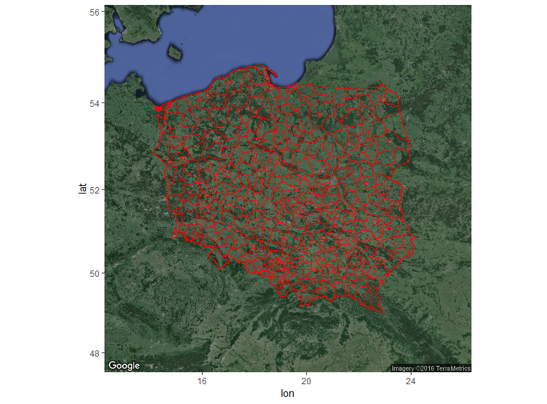 shapefile_map_poland_2_google_maps